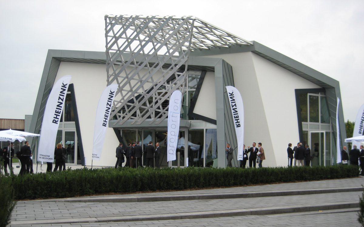 Rheinzink-Firmengebäude Datteln