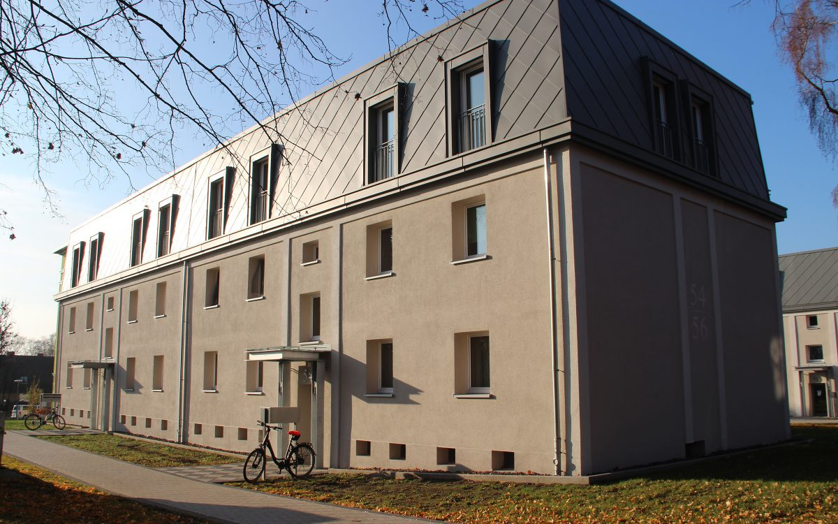 Vivawest Aufstockung Recklinghausen